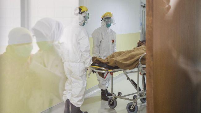 Puncak Kasus Virus Corona di Indonesia
