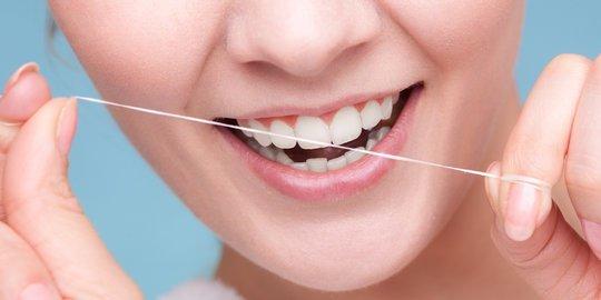 Cara Yang Tepat Flossing Gigi
