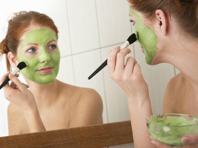 manfaat masker timun untuk wajah