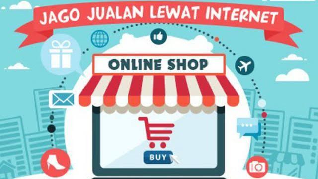 cara menjual barang di situs online