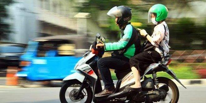 Cara Memilih Helm bagi Penumpang Ojol
