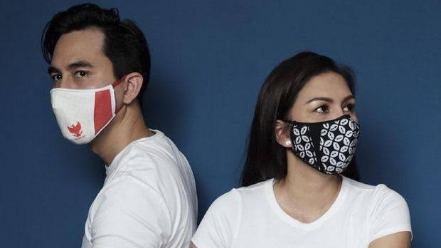menebak kepribadian berdasarkan motif masker