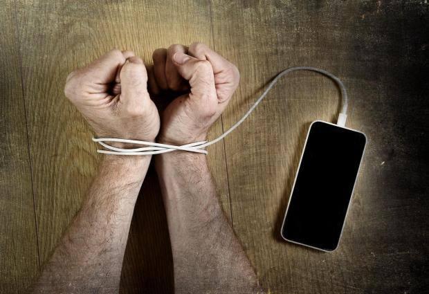 Kecanduan Gadget