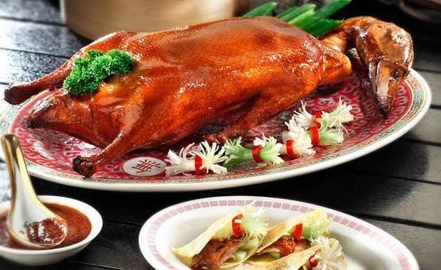 Resep Praktis Bebek Peking Panggang